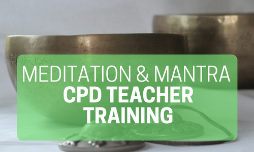 Meditation and Mantra CPD Training